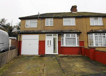 Thumbnail 4 bed semi-detached house for sale in Princess Park Parade, Hayes
