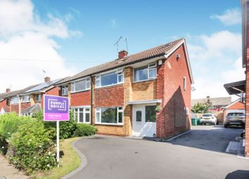 Thumbnail 4 bed semi-detached house for sale in Marriners Lane, Coventry
