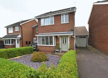 Thumbnail 3 bed detached house for sale in Alford Drive, Stoke-On-Trent