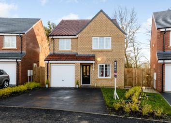 Thumbnail 4 bed detached house for sale in Carlin Close, Bowburn, Durham
