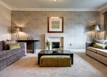 "Thumbnail 4 bed detached house for sale in ""The Dryden "" at Hamilton Road, Larbert"