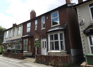 Thumbnail 3 bed end terrace house for sale in Rosehill, Willenhall, West Midlands