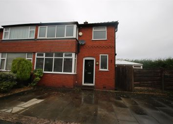 Thumbnail 3 bedroom semi-detached house for sale in Marlow Drive, Swinton, Manchester