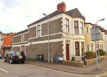 Thumbnail 3 bed semi-detached house to rent in Moorland Road, Splott, Cardiff