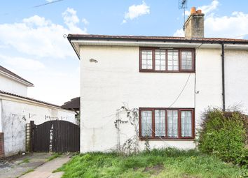 Thumbnail 3 bedroom semi-detached house for sale in Crossway, Hayes