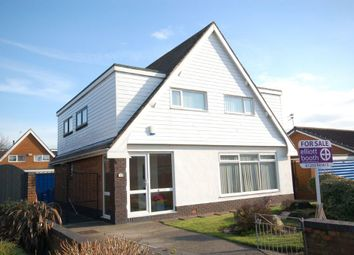 Thumbnail 4 bed detached house for sale in Ayrton Avenue, Blackpool