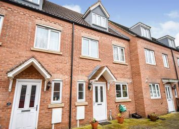 3 bed terraced house for sale in Anchor Close, Lincoln, Lincolnshire LN5