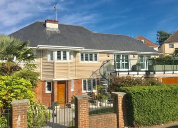 Thumbnail 4 bed detached house for sale in Lower Parkstone, Poole, Dorset