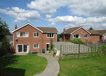Thumbnail 4 bed detached house for sale in Somerville Road, Sandford, Winscombe