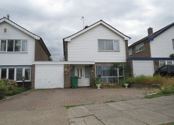 Thumbnail 3 bed link-detached house for sale in Bramcote Lane, Wollaton, Nottingham