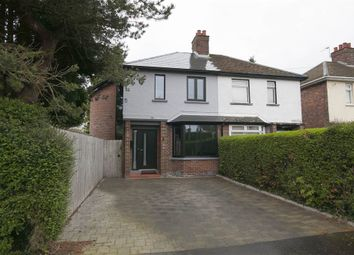 Thumbnail 3 bed semi-detached house for sale in 2, Summerhill Parade, Belfast