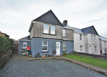 Thumbnail 4 bed semi-detached house to rent in Barnfield Terrace, Indian Queens, St. Columb
