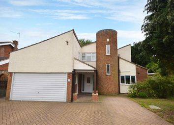 Thumbnail 4 bed property for sale in Benson Crescent, Doddington Park, Lincoln