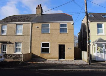Thumbnail 4 bed semi-detached house for sale in Llanmorlais, Swansea