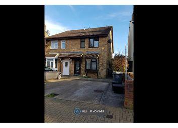 Thumbnail 1 bed semi-detached house to rent in Mackenzie Road, Beckenham
