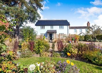 Thumbnail 4 bed detached house for sale in Cratfield, Halesworth, Suffolk