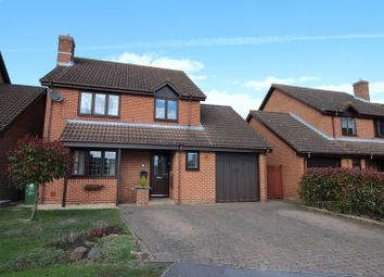 Thumbnail 4 bed detached house for sale in Wayfarer Close, Warsash, Southampton