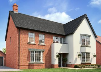 "Thumbnail 5 bed detached house for sale in ""Kemble"" at Hassall Road, Alsager, Stoke-On-Trent"