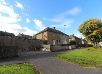 Thumbnail 3 bed semi-detached house for sale in Erskine Place, Clackmannan