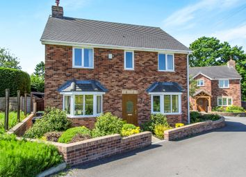 Thumbnail 4 bed detached house for sale in Glissons, Ferndown