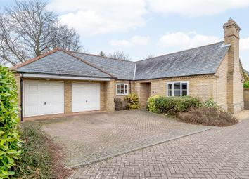 Thumbnail 3 bed detached bungalow for sale in St. Thomas, Eltisley, St. Neots