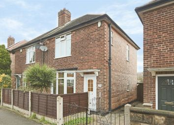 Thumbnail 3 bed semi-detached house for sale in Edwin Street, Daybrook, Nottinghamshire