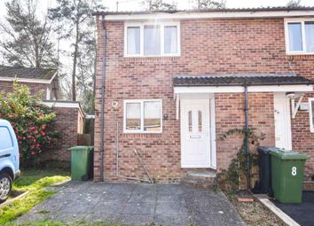 Thumbnail 2 bed semi-detached house to rent in Northumberland Road, Whitehill, Bordon