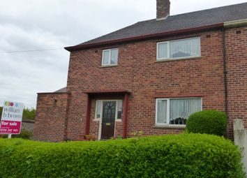 Thumbnail 3 bed semi-detached house for sale in Basegreen Place, Sheffield