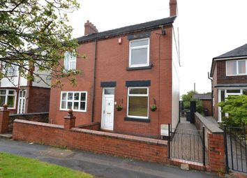 Thumbnail 3 bed semi-detached house for sale in Audley Road, Newcastle-Under-Lyme