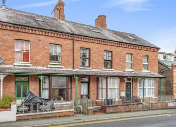 Thumbnail 4 bed terraced house for sale in Wellington Road, Llandrindod Wells