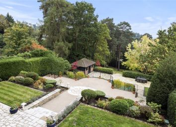 Thumbnail 7 bedroom mews house for sale in Yaffle Road, St. George's Hill, Weybridge, Surrey