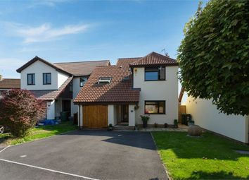 Thumbnail 4 bed detached house for sale in Garstons Close, Wrington, Bristol, Somerset