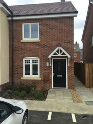 Thumbnail 2 bed terraced house for sale in The Jumps, Marston Moretaine, Bedford