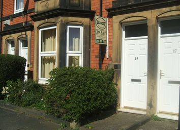 Thumbnail 3 bed flat to rent in Mildmay Road, Jesmond