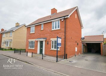 4 bed detached house for sale in New Farm Road, Stanway, Colchester CO3