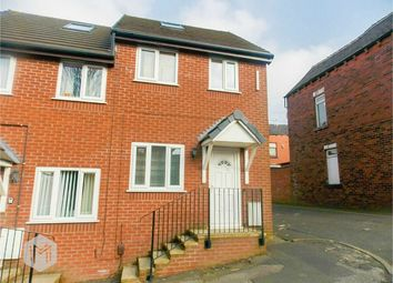Thumbnail 3 bed semi-detached house for sale in Cambria Street, Daubhill, Bolton, Lancashire