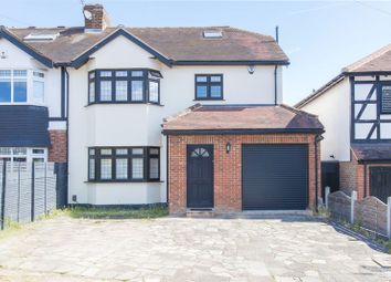 4 bed semi-detached house for sale in Farm Way, Buckhurst Hill IG9