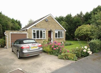Thumbnail 3 bed detached bungalow for sale in West Garth, Ulleskelf, Tadcaster, North Yorkshire