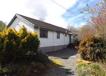 Thumbnail 4 bed detached bungalow for sale in Hedgefield Road, Portree