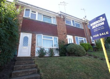 Thumbnail 3 bed terraced house for sale in Morvale Close, Belvedere, Kent
