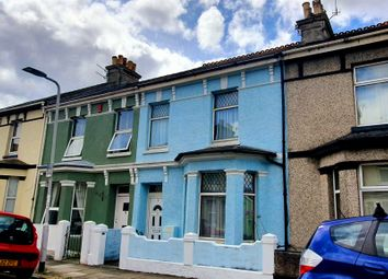 Thumbnail 2 bed terraced house for sale in Limerick Place, Plymouth