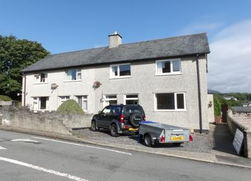 Thumbnail 3 bedroom property to rent in Adwy Ddu Estate, Penrhyndeudraeth