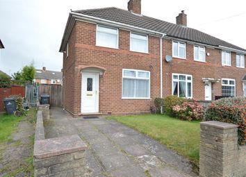 Thumbnail 3 bed end terrace house to rent in Sundridge Road, Kingstanding, Birmingham