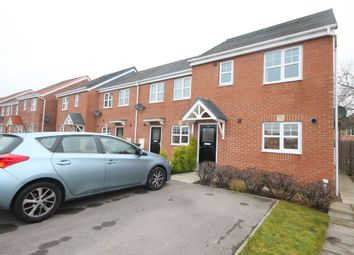 Thumbnail 3 bed semi-detached house for sale in Edison Drive, Stockton-On-Tees