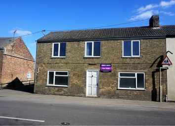 Thumbnail 4 bed end terrace house for sale in Wisbech Road, Outwell