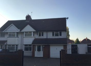 Thumbnail 6 bed property for sale in Lower Villiers Street, Wolverhampton