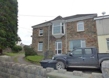 Thumbnail 1 bed flat to rent in Ashgrove, Pontyberem, Carmarthenshire