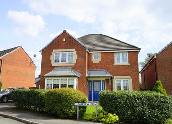 Thumbnail 4 bed detached house for sale in Fairview Drive, Adlington, Chorley