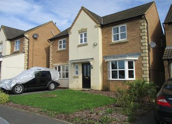 Thumbnail 5 bed detached house to rent in Chepstow Road, Corby