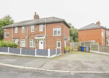 Thumbnail 2 bedroom semi-detached house for sale in Hamilton Street, Swinton, Manchester
